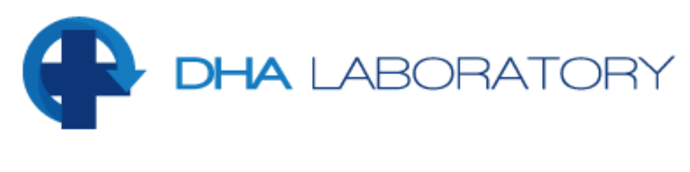 DHA Lab Logo and Link