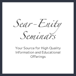 Sear Enity Seminars Logo and Link